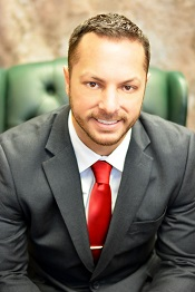 Anthony Farris, Account Manager