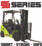 New CLARK S-Series Forklift