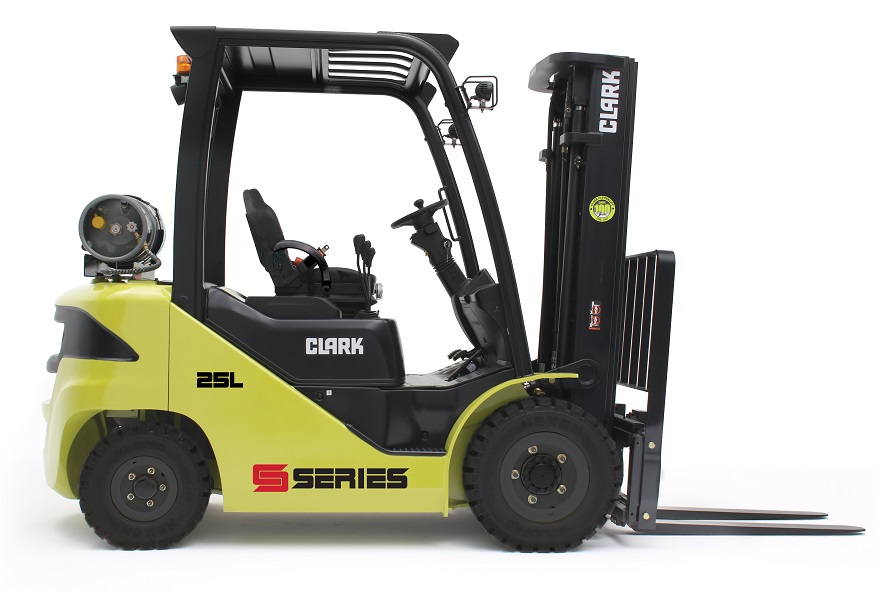CLARK S-Series Forklift