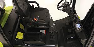 CLARK S-Series Operator Comfort