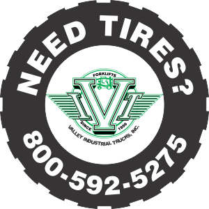 Need Forklift Tires?