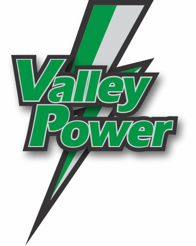 Valley Power Forklift Battery Logo