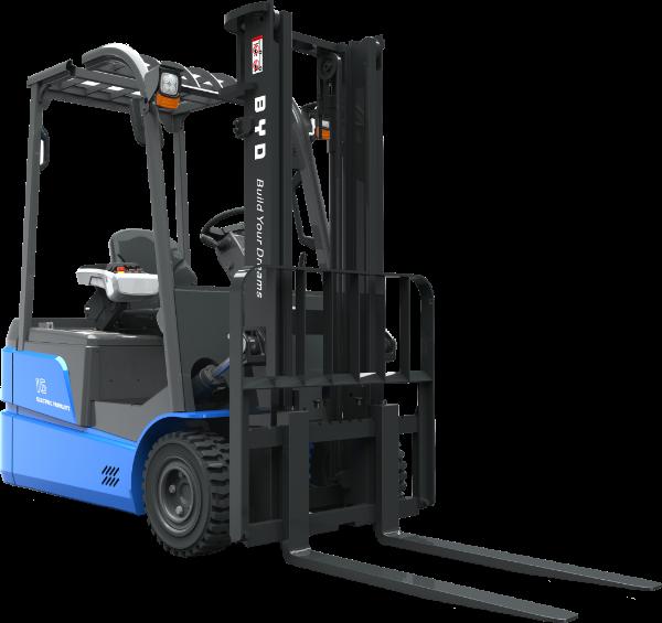 BYD ECB16-18 Electric Forklift