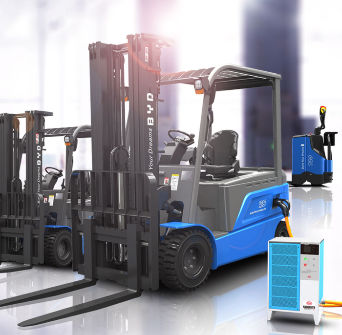 BYD Electric Forklift